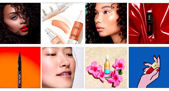 The Prettiest Beauty Brand Instagrams to Follow