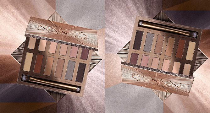 Beauty News: First Looks of the New Naked Palette, Marc Jacobs Fall Collection, and More!
