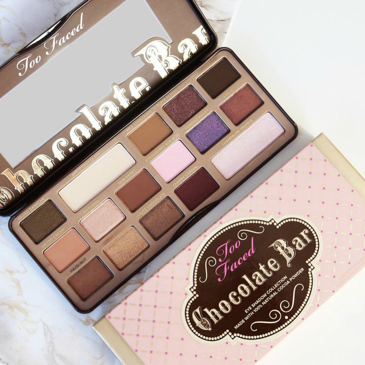 Too Faced's Chocolate Vault is What Beauty Dreams are Made Of