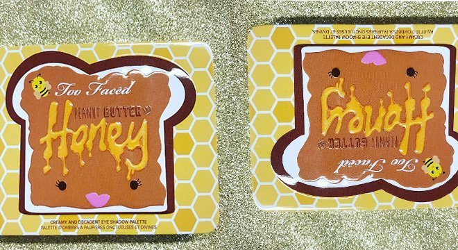 First Look At Too Faced's Peanut Butter and Honey Eyeshadow Palette