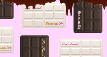 OMG! Too Faced Just Previewed Two New Chocolate Bar Palettes