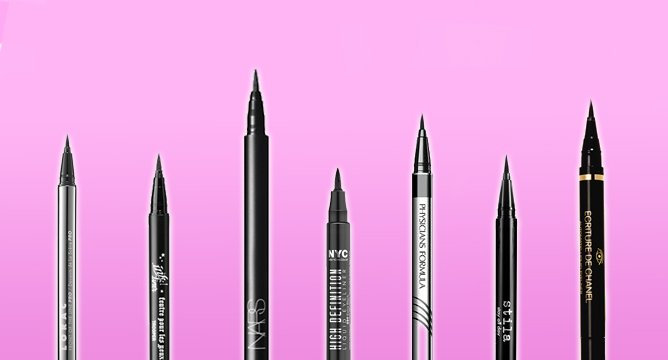 The Top 10 Liquid Liners on Influenster