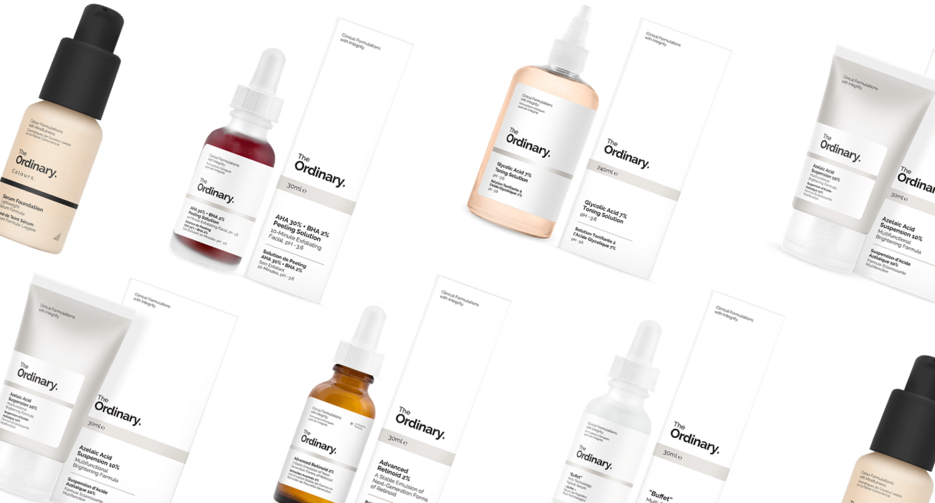 The Top Rated The Ordinary Skincare Products