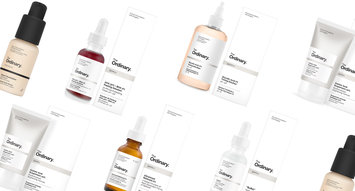 The Top-Rated The Ordinary Skincare Products