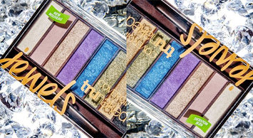 COVERGIRL'S TruNaked Jewels Eyeshadow Palette is Coming Soon