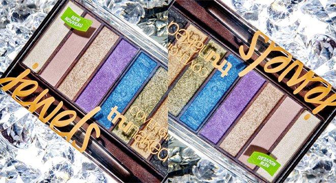COVERGIRL'S TruNaked Jewels Eyeshadow Palette is Coming Soon