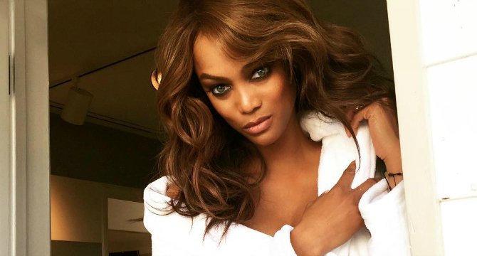 Big Beauty News: Tyra Banks Drops a Skincare Line