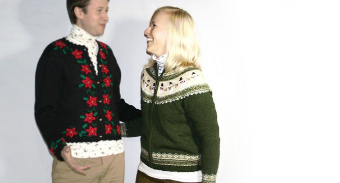 Holiday Style Guide: Ugly Sweater Party