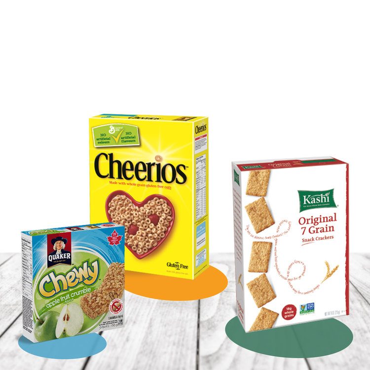 Great Snacks for Your Kiddos