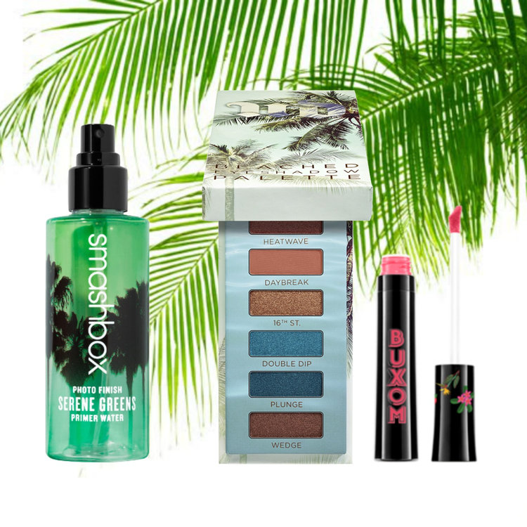 Beach-Themed Makeup is Just What We Need This Summer