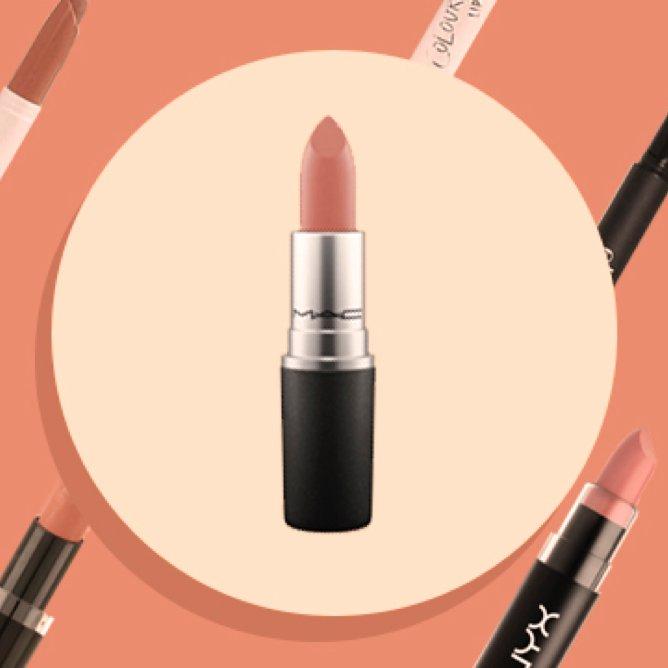 The Best Dupes for MAC's Velvet Teddy Lipstick