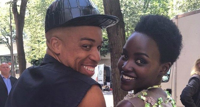 Lupita Nyong'o's Hairstylist Is Changing the Curly-Hair Game