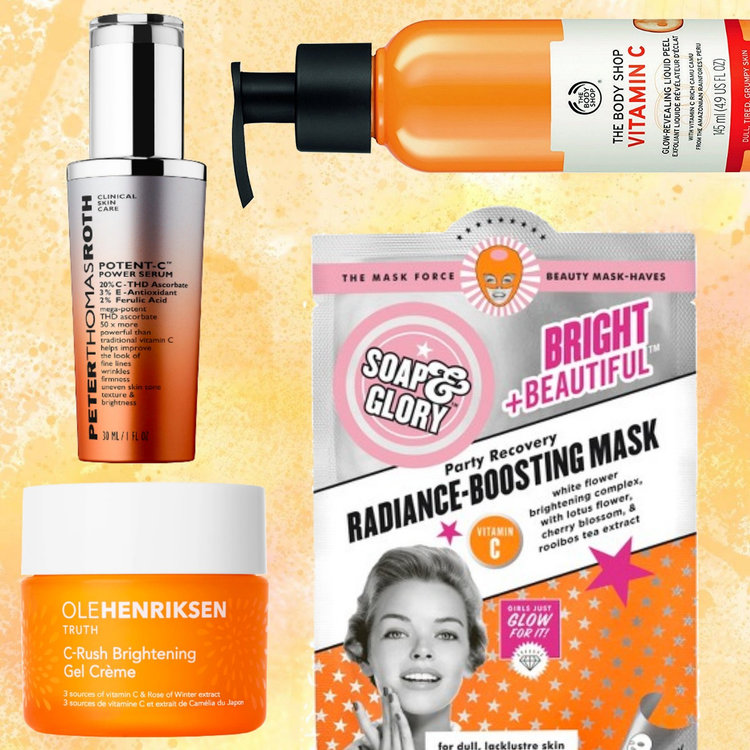 6 Vitamin C Products to Glow on This Summer