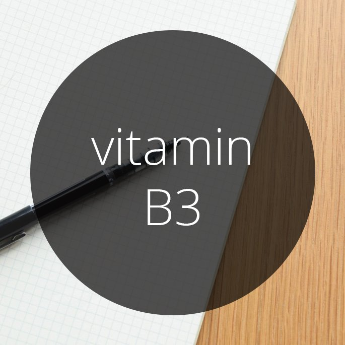 Word of the Day: Vitamin B3
