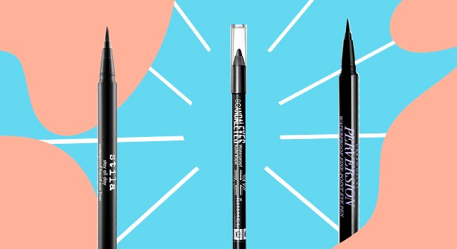 The Most-Loved Eyeliners on Influenster