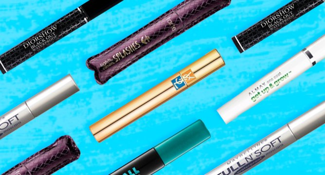 10 Pool Party Proof Mascaras