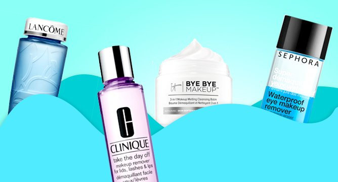 Eyemakeup Removers For Even the Most Stubborn Makeup