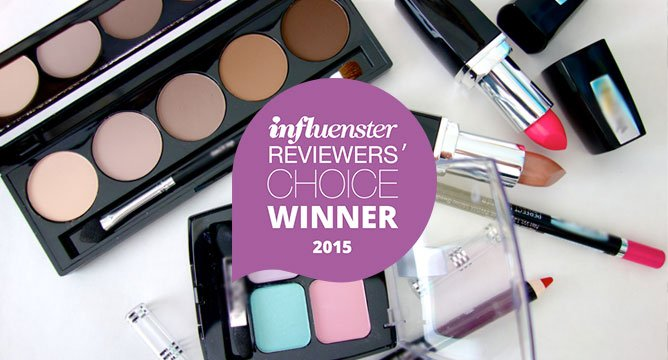 The #InfluensterAwards GIVEAWAY!