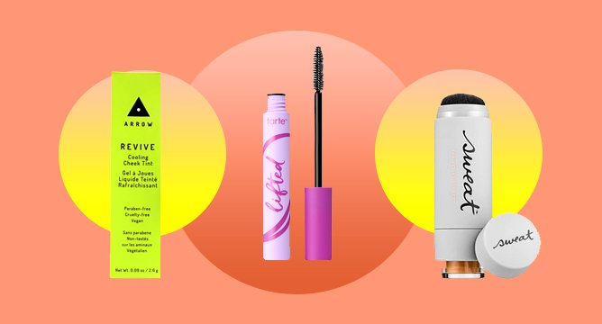 3 Makeup Brands It's Totally Fine to Wear to the Gym
