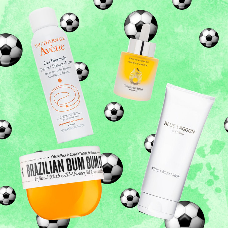 International Beauty Products to Celebrate World Cup