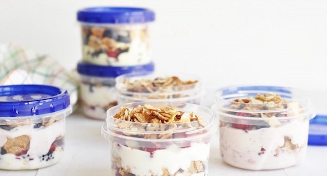 On-The-Go Hearty Breakfasts