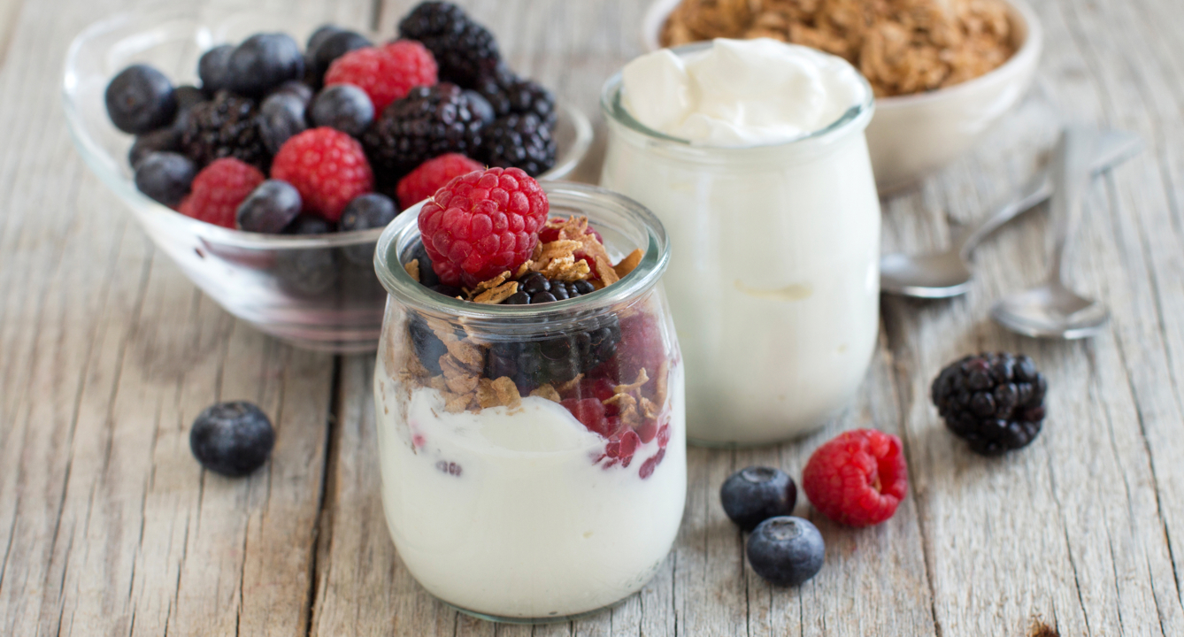 5 Healthy Yogurt Choices