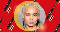 FYI: Zoe Kravitz Has Some Major Makeup Skills