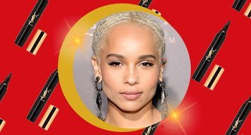 FYI: Zoe Kravitz Has Some Major Makeup Skills