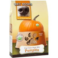 Wet Noses Pumpkin Organic Dog Treat