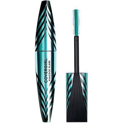 Slide: CoverGirl Peacock Flare Mascara Waterproof