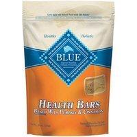 Blue Buffalo Health Bar Dog Treat Pumpkin/Cinnamon