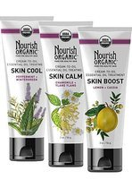Nourish Organic Aromatherapeutic Skincare Collection