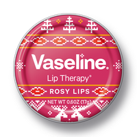 Vaseline Lip Therapy Rosy Lips Lip Balm Tin