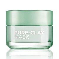 L'Oréal Paris Purify & Mattify Pure-Clay Mask 1.7 oz. Box