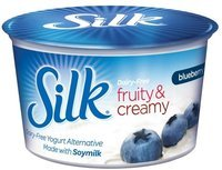 Silk Live! Soy Yogurt Strawberry