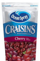 Ocean Spray Craisins Dried Cranberries Pomegranate