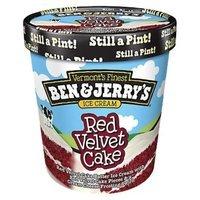 Ben & Jerry's Red Velvet Cake Ice Cream