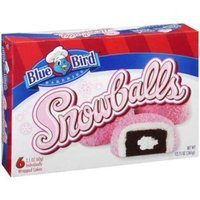 Blue Bird Bakeries Snowballs