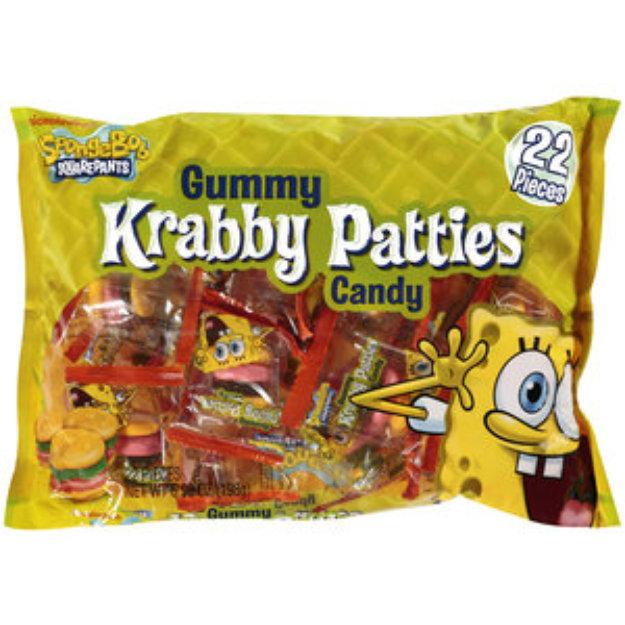 Slide: Spongebob Krabby Patties