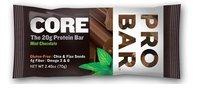 Probar Organic Mint Chocolate Core Bar Case of 12 2.46 oz