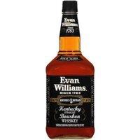 Evan Williams Whiskey Kentucky Straight Bourbon