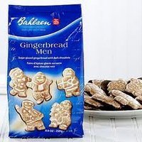 Bahlsen Holiday Gingerbread Men