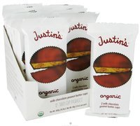 Justin's Milk Chocolate Peanut Butter Cups