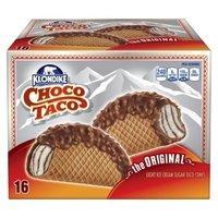 Klondike Original Choco Taco Ice Cream 16 ct