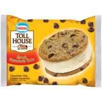 Nestlé TOLL HOUSE Chocolate Chip Cookie Sandwich 6 fl. oz. Box