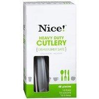 Nice! Combo Plastic Cutlery