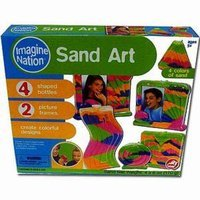NSI Sand Art Ages 5 and up