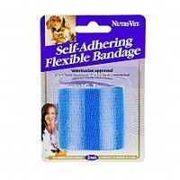 Nutri-Vet 2 inch Self-Adhering Flexible Bandage for Pets