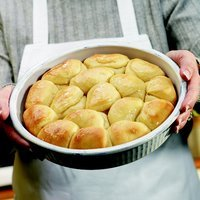 Sister Schubert's Yeast Rolls Parker House Style