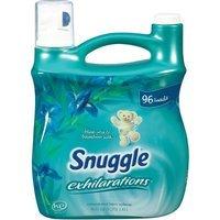 Snuggle Exhilarations Fabric Softener Liquid